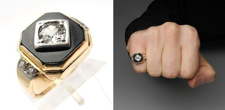 pinky ring mens